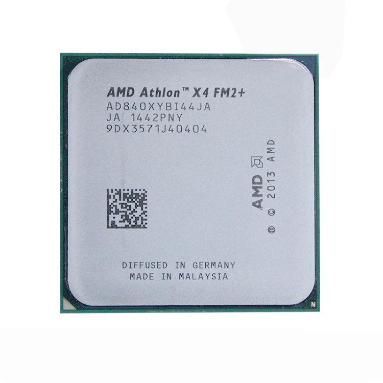 AH AMD X4 840K全新正品散片 四核F2接口CPU