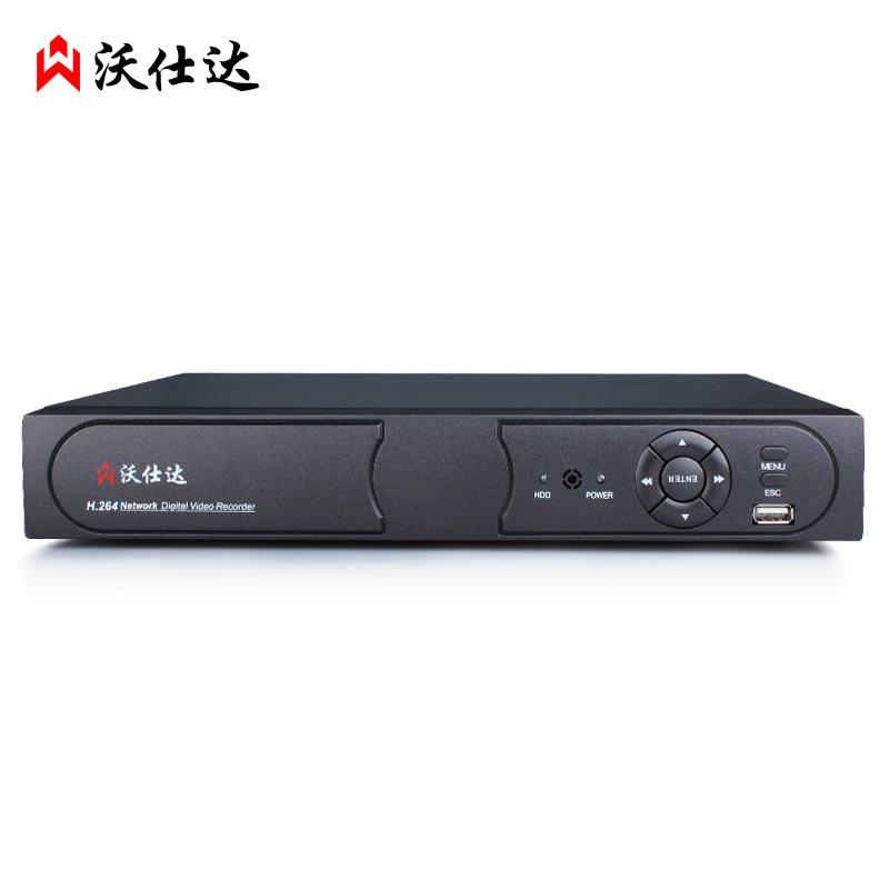沃仕达 AHD1208 八路720P AHD硬盘录像机 模拟高清硬盘录像机