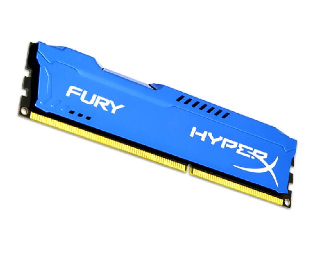 原装正品金士顿骇客神条HX318C9SR/8G DDR3 1866 台式机内存 兼容1600 红条/蓝条混发全国联保