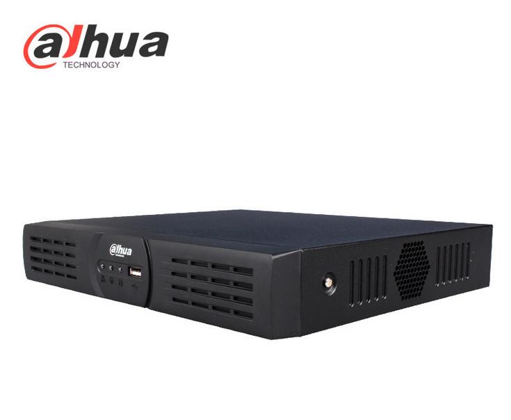 大华DH-HCVR4104HS-V3 4路混合型监控录像机支持200W同轴