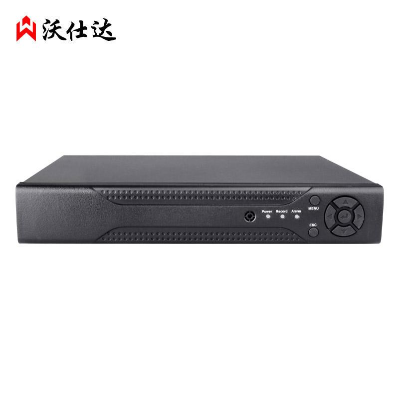 沃仕达 6804 4路NVR网络 数字硬盘录像 1080P 云技术 百万高清监控主机