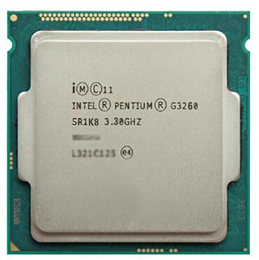 英特尔G3260 全新正品散片 双核3.3GHZ 1150针 配h81 b85主板