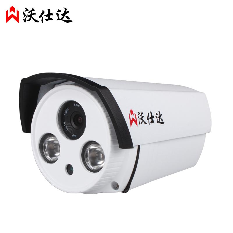 赔本促销沃仕达 W101H2B-K 100W720p百万高清网络摄像头 数字远程摄像机ip camera监控