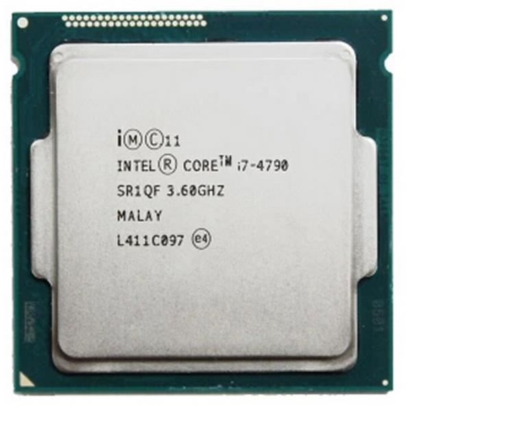 英特尔I7智能四核4790全新正品散片 主频3.6G 1150针CPU 可配H81 B85 h97 Z97主板